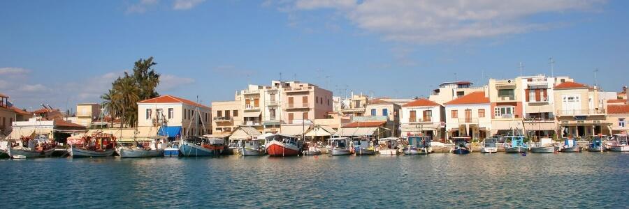 Aegina Griekenland