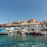 Haven Griekenland watersport