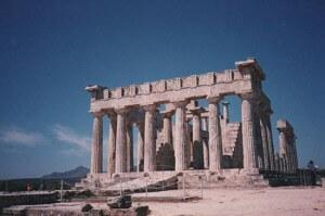 tempel van afaia