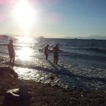 Aegina strand kamares