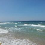 Aegina strand Vagia