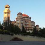 Aegina klooster van St. Nektarios