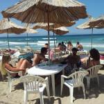 Vagia strand op Aegina