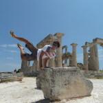Aegina tempel van Afaia