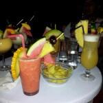 Cocktails Aegina