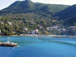 Het eiland Poros