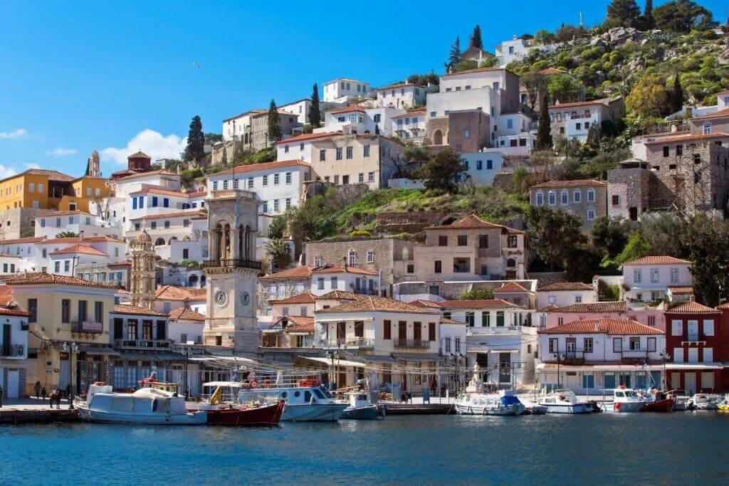 hydra grieks eiland