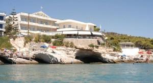Panorama hotel agia marina aegina