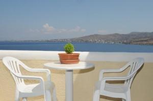 Alvi appartement perdika Aegina
