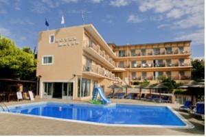 Magda hotel agia marina