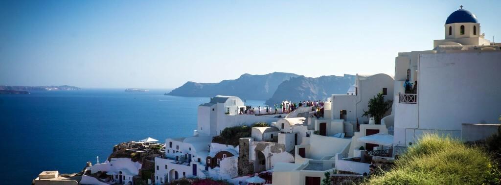 Cycladen Santorini Eilandhoppen
