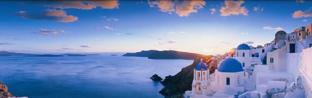 Eilandhoppen Griekenland Santorini
