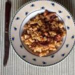 recept inktvis met pasta